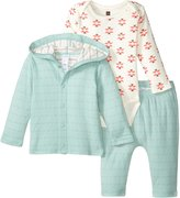 Tea Collection Pink Glaciar Set (Baby) - Multicolor-3-6 Months