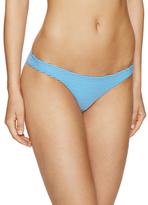 Zimmermann Striped Bikini Bottoms