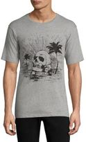 The Kooples Regular-Fit Skull-Print Tee