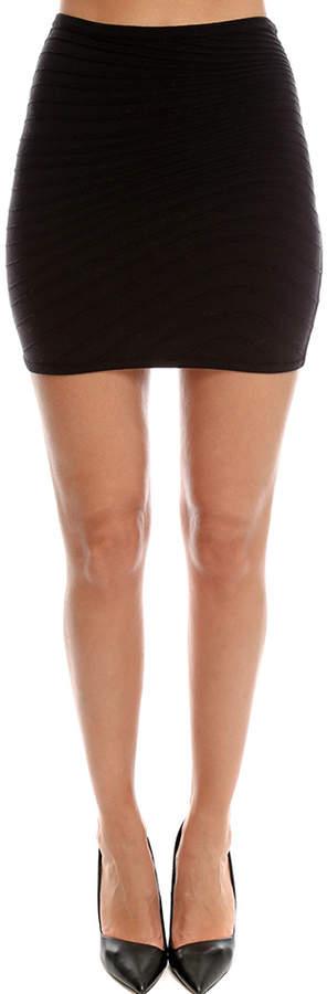 Hervé Leroux Lan Mini Skirt