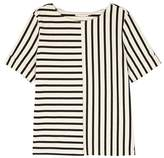 Tory Burch Harlie Striped Jersey Top