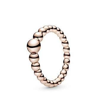 Pandora Women Vermeil Promise Ring 187536-52
