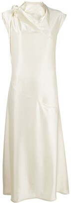 Jil Sander Marianthi sleeveless maxi dress