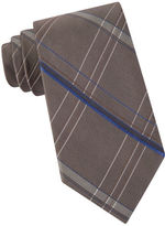 MICHAEL Michael Kors Open Space Plaid Classic Tie