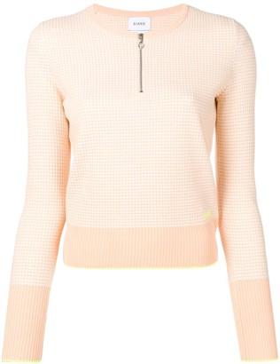 Barrie Waffle-Knit Sweater