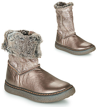GBB DUBROVNIK girls's Mid Boots in Gold