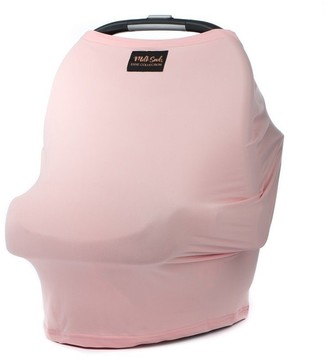 Milk Snob Luxe Premium Multipurpose Infant Car Seat Cover Ballet Slipper