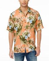 Tommy Bahama Silk Jungle-Print Shirt