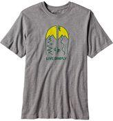 Patagonia Men's Live Simply® Split Cotton T-Shirt