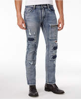 INC International Concepts Slim Straight Jeans, Created for Macy's