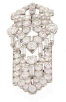 Tiffany & Co. Platinum and Diamond Brooch