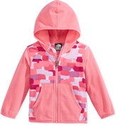 The North Face Baby Girls' Glacier Zip-Up Hoodie