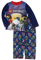 Lego Ninjago Boys Long Sleeve Poly Pajamas