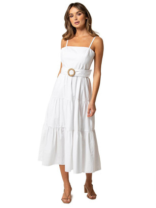 Forever New Dalia Cotton Maxi Dress