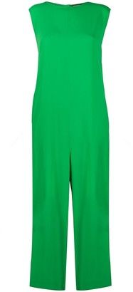 DEPARTMENT 5 Bow-Detail Sleeveless Jumpsuit