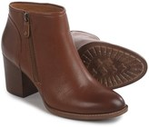 Sofft Wesley Ankle Boots - Leather, Side Zip (For Women)