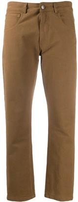 Aspesi Slim Fit Trousers