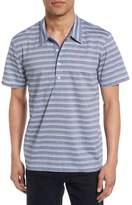 Billy Reid Mickey Stripe Chambray Shirt