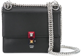 Fendi Mini Kan I Bag - Black