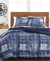 Pem America Jasper Plaid Reversible 3-Pc. Full/Queen Comforter Set