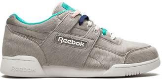 Reebok Workout Plus 25th Classic Anni Patta sneakers