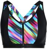 Hunkemoller THE PRO RAINBOW Sports bra black