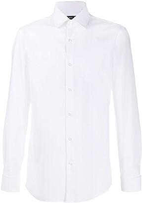 HUGO BOSS Long Sleeve Fitted Shirt