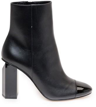 MICHAEL Michael Kors Toe Cap Heeled Ankle Boots