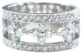 Kwiat Jasmine Diamond & 18K White Gold Partway Ring