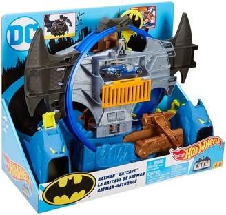 Mattel Hot Wheels DC Comics Batman Batcave Play Set
