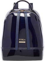 Furla Women's Candy Mini Backpack Navy