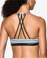 Under Armour Low-Impact Strappy Sports Bra