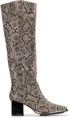Ginger & Smart Vega knee-high boots