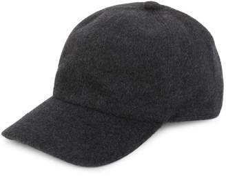 Saks Fifth Avenue Made In Italy Wool-Blend Baseball Cap