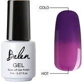 Belen Chameleon Thermal Colour Changing Gel Polish Soak Off Nail Art Varnish 5708