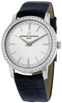 Vacheron Constantin Traditionnelle Silver Dial Ladies Watch
