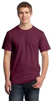 Fruit of the Loom 6 oz.; 100% Cotton Lofteez HD T-Shirt - L