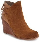 Hinge Women's 'Tracer' Wedge Bootie
