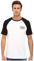 Vans Full Patch Short Sleeve Raglan