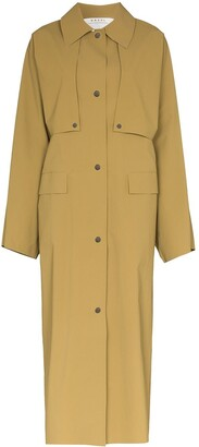 Kassl Editions Button-Up Coat