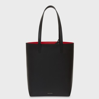 Mansur Gavriel Black Everyday Tote - Black Flamma