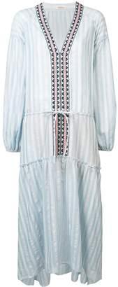 Lemlem Nefasi tiered maxi dress