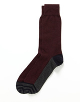 Paul Smith Cashmere Rib Knit Socks