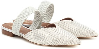 Malone Souliers Maisie woven slippers