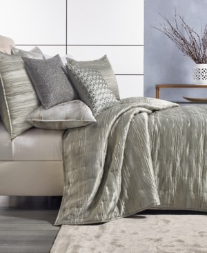 Hotel Collection Iridescence Full/Queen Coverlet, Created for Macy's Bedding
