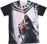 Star Wars STARWARS Short Sleeve Tv + Movies Standing There Graphic T-Shirt