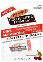Palmers Palmer s Dark Chocolate & Cherry Tinted Lip Balm 4g