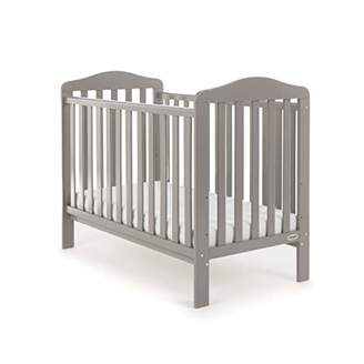 O Baby Obaby Ludlow Cot, Taupe Grey