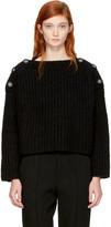 Isabel Marant Black Free Sweater