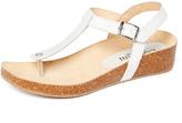 Cordani Oyster Gene Leather Sandal